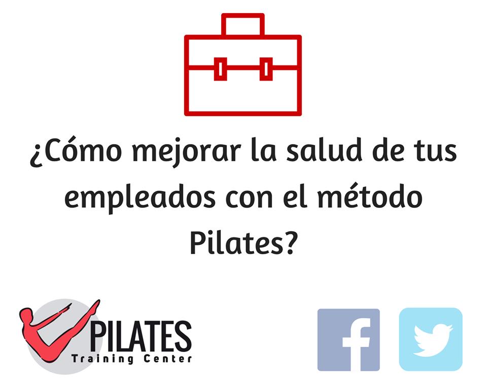 Programa de Pilates para Empresas