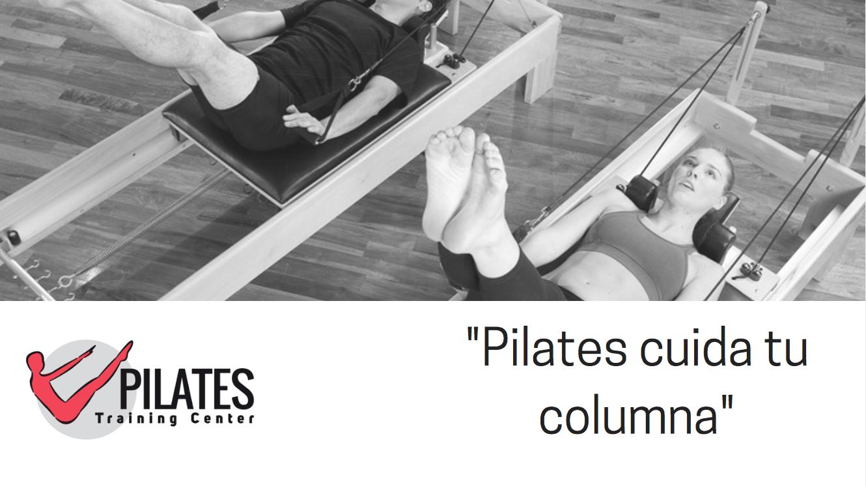 ¿En qué nos puede ayudar específicamente el método Pilates para tener una columna fuerte y sana?