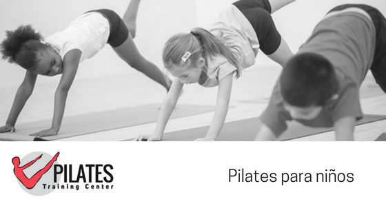 Lo principal es que se diviertan practicando Pilates, el contenido lúdico de la clase debe de ser el guion principal. A través de los juegos introducimos a los niños en el método Pilates.