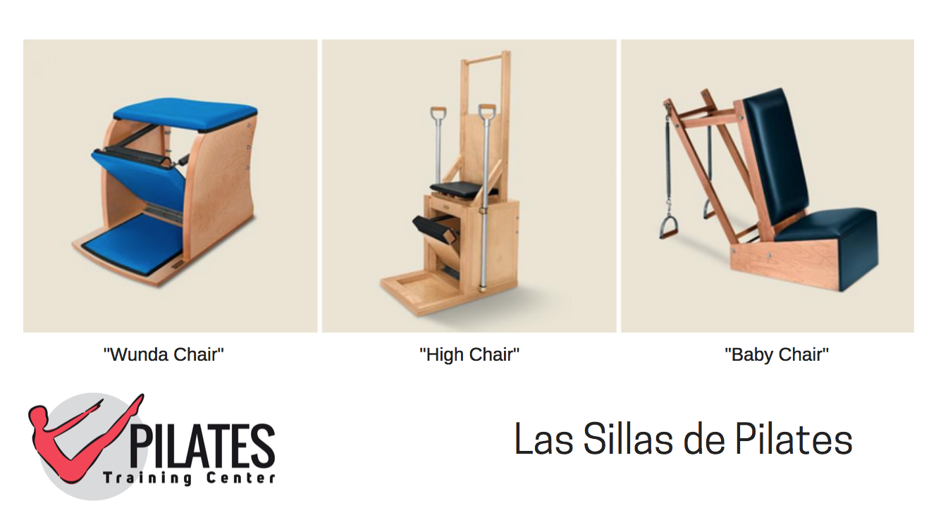 Las Sillas De Pilates Pilates Training Center